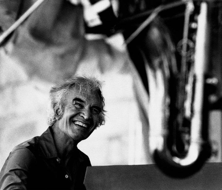 Dave Brubeck en août 1981 au Newport Jazz Festival. (Photo: AP)