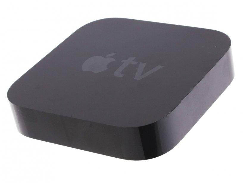 Terminal numérique Apple TV. Par WiFi ou par Ethernet, l'Apple TV récupère du contenu stocké dans la médiathèque iTunes d'un ordinateur personnel et offre films, séries télé et autres à l'achat et à la location. Son catalogue de films en français est bien garni. Apple TV, 110$. www.apple.ca ()