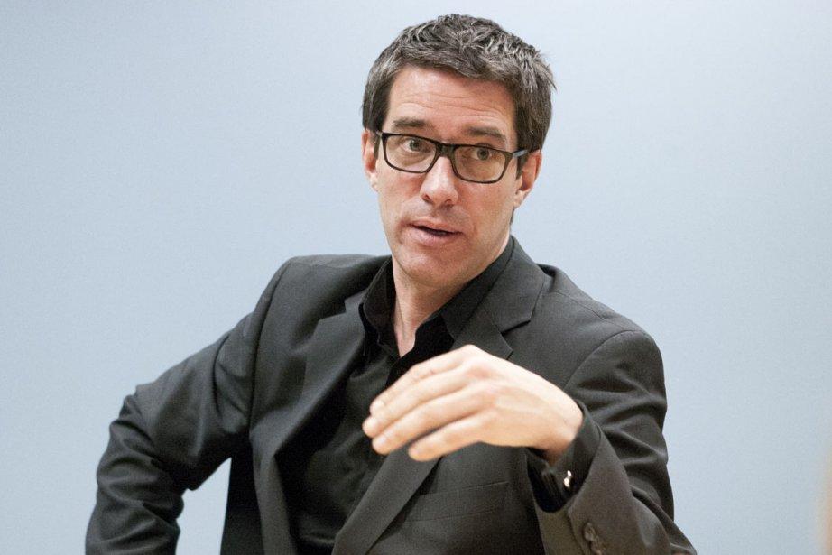André Boisclair... (PHOTO NINON PEDNAULT, LA PRESSE)