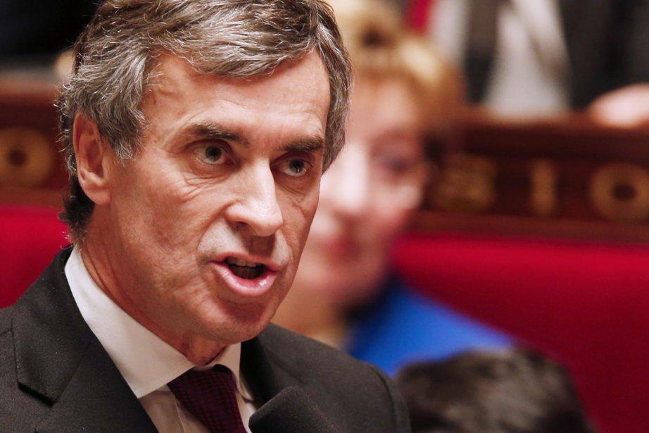 Le ministre français du Budget démissionnaire, Jérôme Cahuzac... (PHOTO REUTERS)