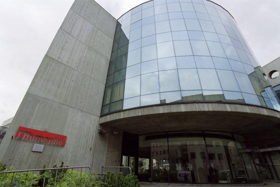 À Paris, le siège du quotidien communiste l'Humanité a été dessiné par Oscar Niemeyer. | 6 décembre 2012