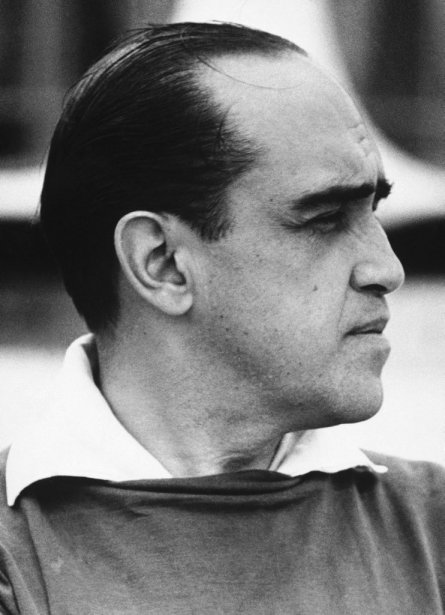 Photo d'archive d'Oscar Niemeyer, prise le 20 décembre 1967. Oscar... | 2012-12-06 00:00:00.000