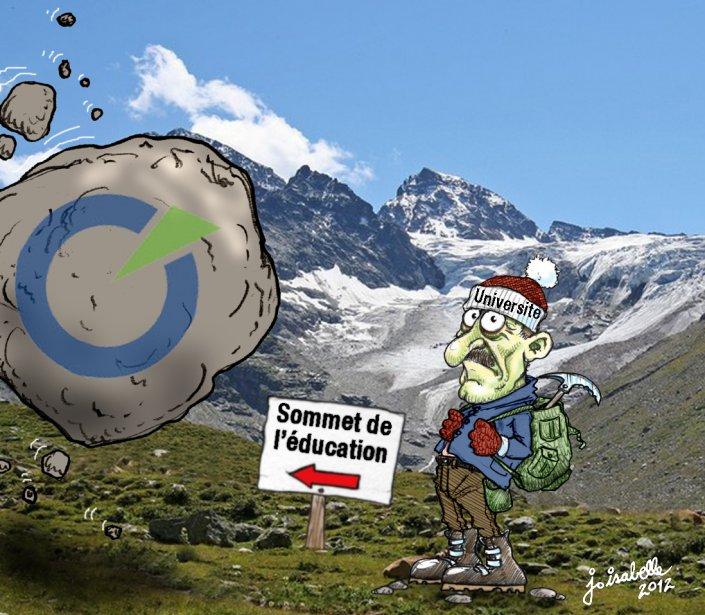Caricature du 7 décembre | 7 décembre 2012