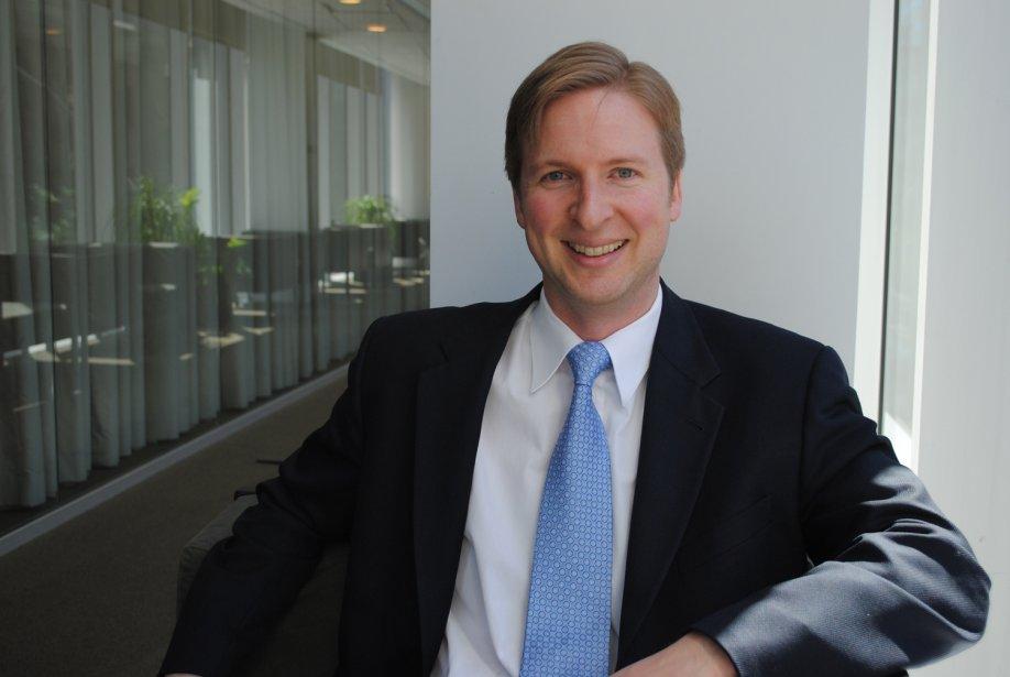Carl Robert est co-chef des placements de Sigma... (PHOTO FOURNIE PAR CARL ROBERT)