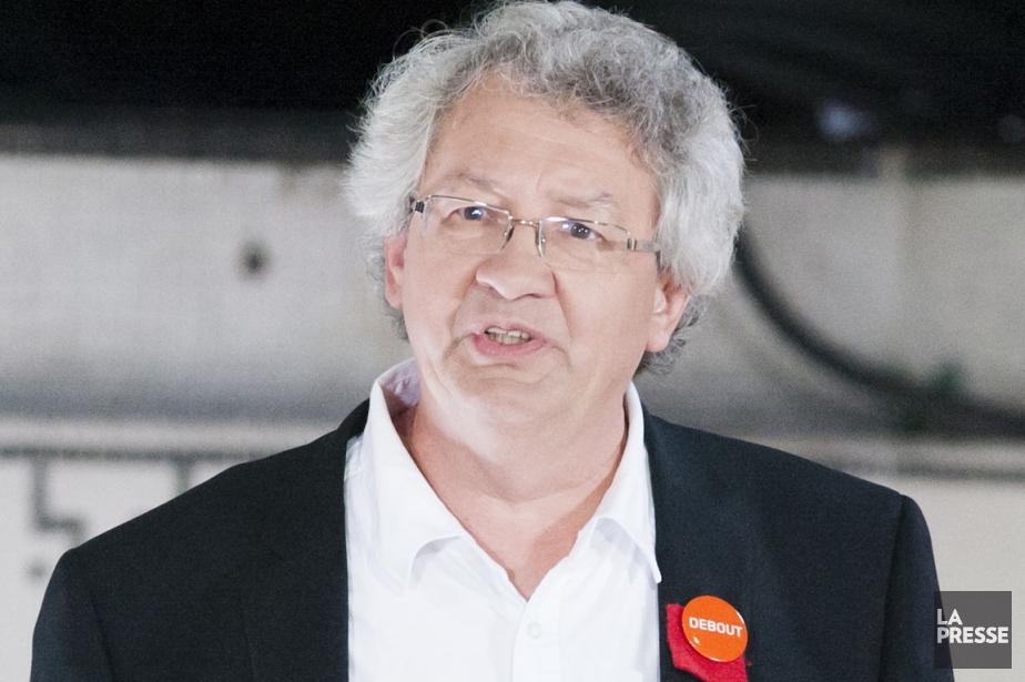 François Saillant... (PHOTO NINON PEDNAULT, LA PRESSE)