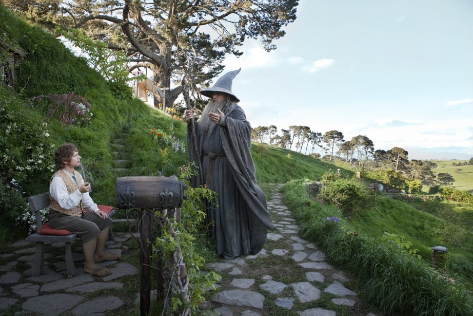 The Hobbit, An Unexpected Journey... (Photo fournie par la production)