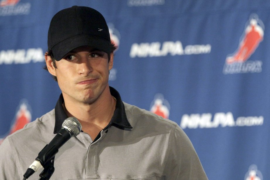 Amer, Crosby a dit ne pas avoir l'intention,... (PHOTO MARY ALTAFFER, AP)
