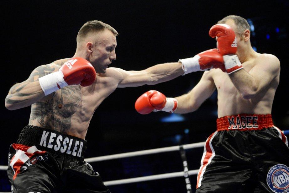 Mikkel Kessler est le nouveau champion de la... (Photo : Thomas Sjorup, AP)