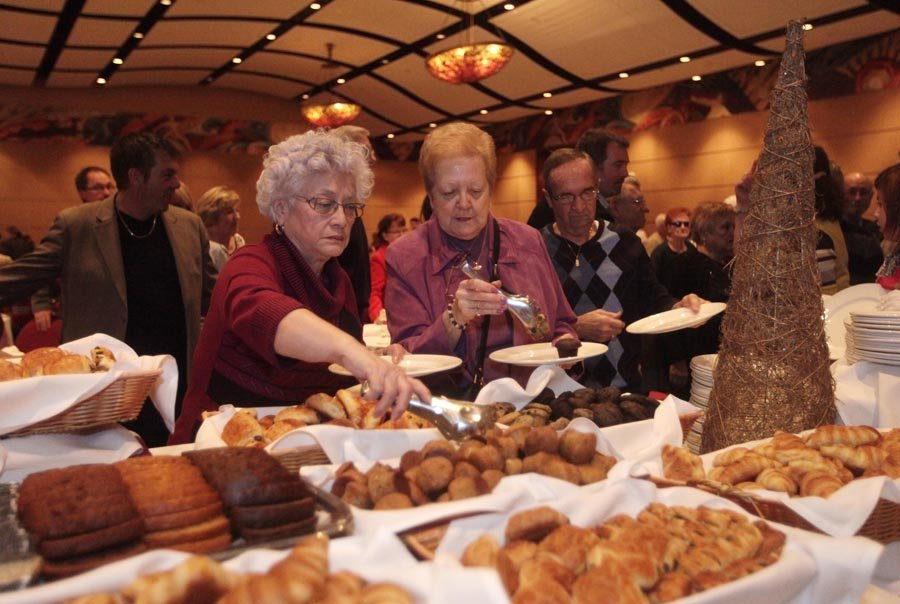 Le 20e Déjeuner du maire a permis d'amasser près de 150 000$ dimanche à Gatineau. | 10 décembre 2012