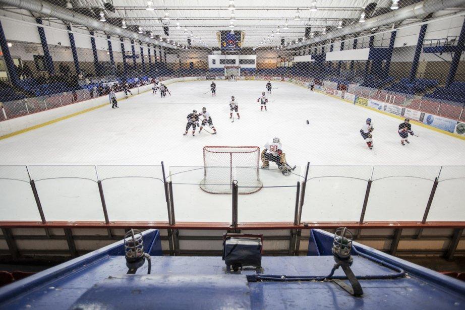 Créée en 2010, la Ligue de hockey préparatoire... (Photo: Edouard Plante-Fréchette, La Presse)