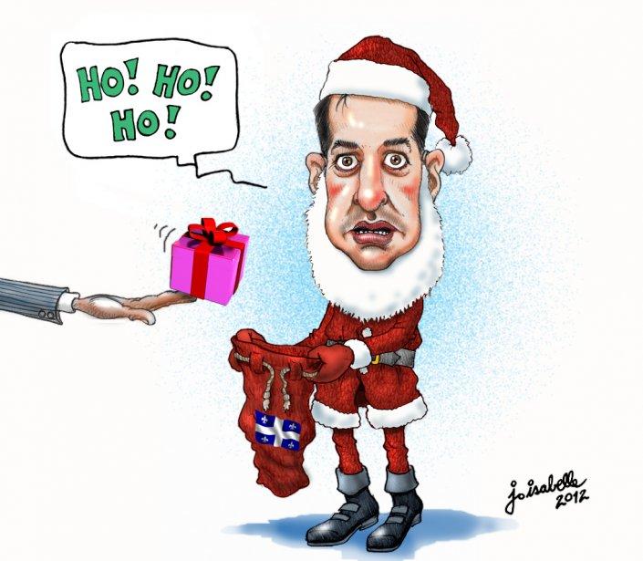 Caricature du 8 décembre | 10 décembre 2012