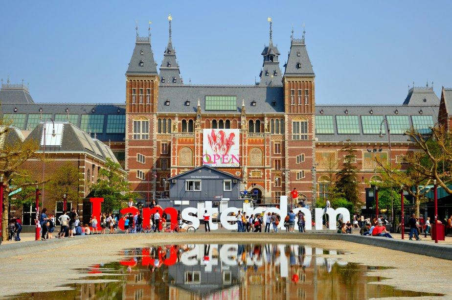 Le Rijksmuseum, à Amsterdam, rouvre l'an prochain. | 10 décembre 2012