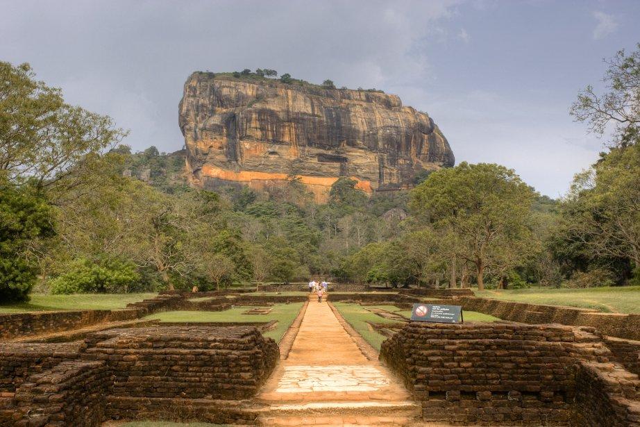 Le Sri Lanka attire les touristes depuis la fin de la guerre civile. | 10 décembre 2012