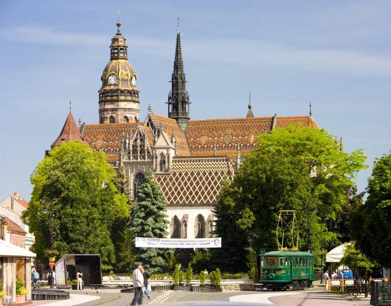 Kosice, l'autre capitale européenne de la culture l'an prochain. | 10 décembre 2012