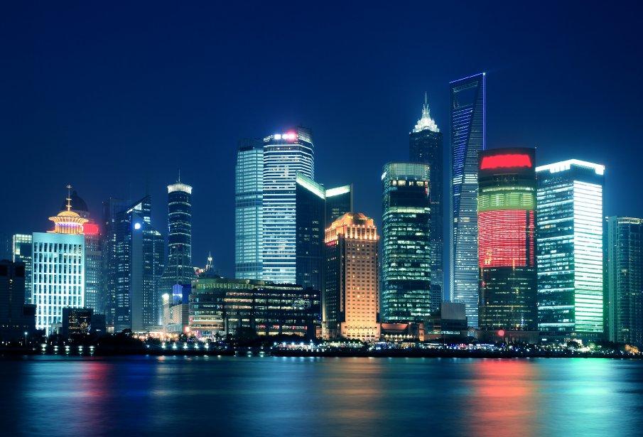 Shanghai, la ville chinoise où tout se passe. | 10 décembre 2012