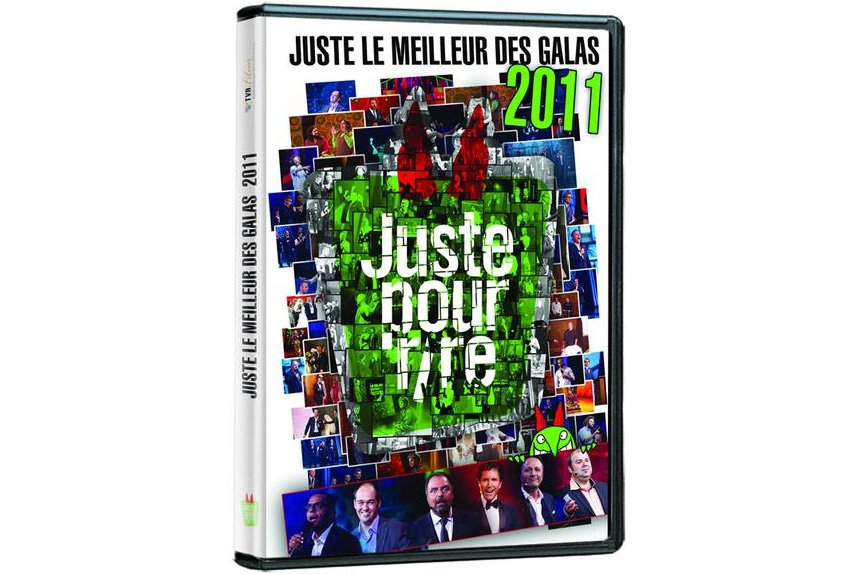 Juste pour rire 2012 ()