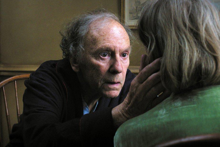 Amour de Michael Haneke met en vedette Jean-Louis... (Photo: Sony Pictures Classics)