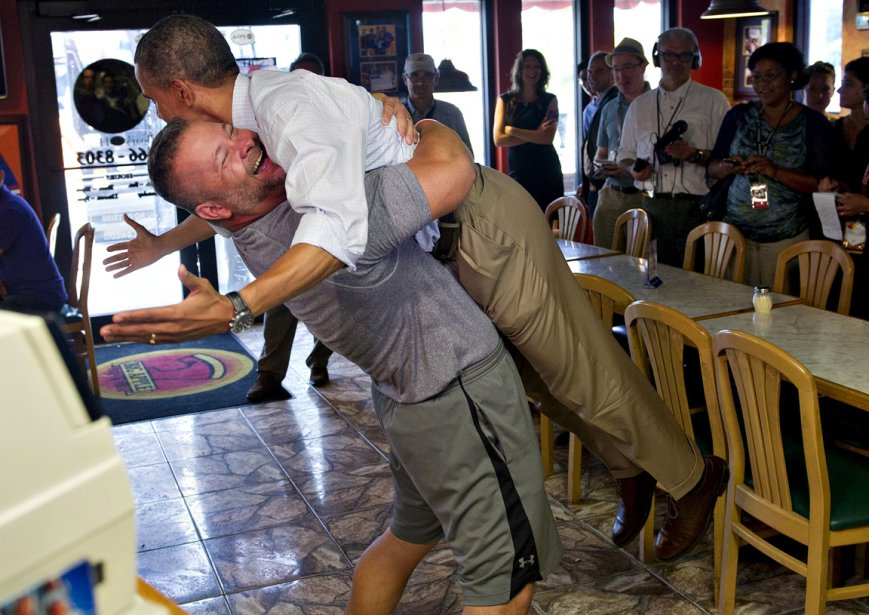(Saul Loeb, AFP)