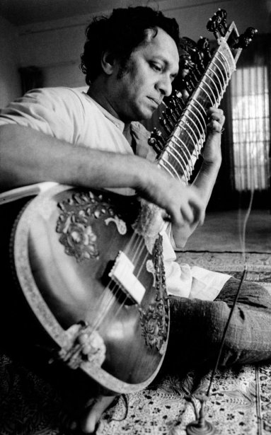 Ravi Shankar en 1967 (Photo: AP)