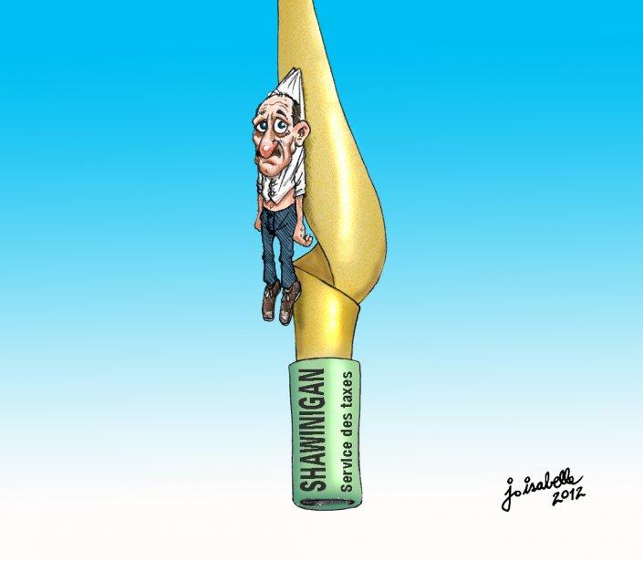Caricature du 13 décembre | 13 décembre 2012