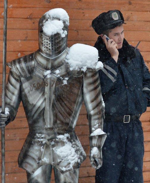 Kiev, Ukraine | 13 décembre 2012