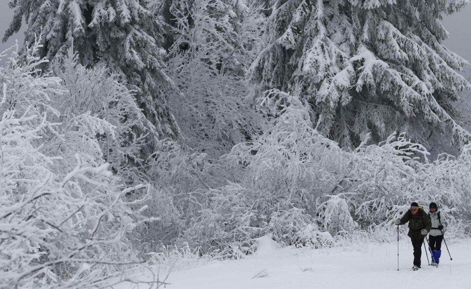 Feldberg, Allemagne | 13 décembre 2012
