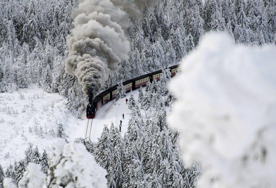 Wernigerode, Allemagne | 13 décembre 2012