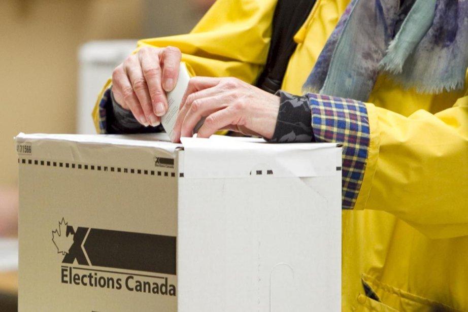 Le fait qu'aucun électeur canadien... (PHOTO ALAIN ROBERGE, ARCHIVES LA PRESSE)