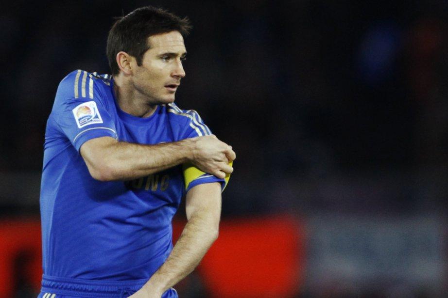 Frank Lampard est l'une des pièces essentielles de... (Photo: Reuters)