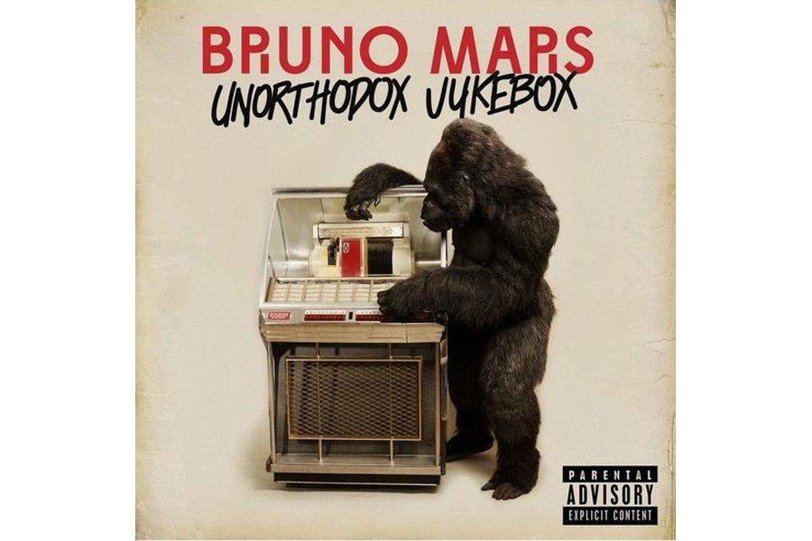 Le deuxième album de la star de la pop américaine Bruno Mars, Unorthodox...