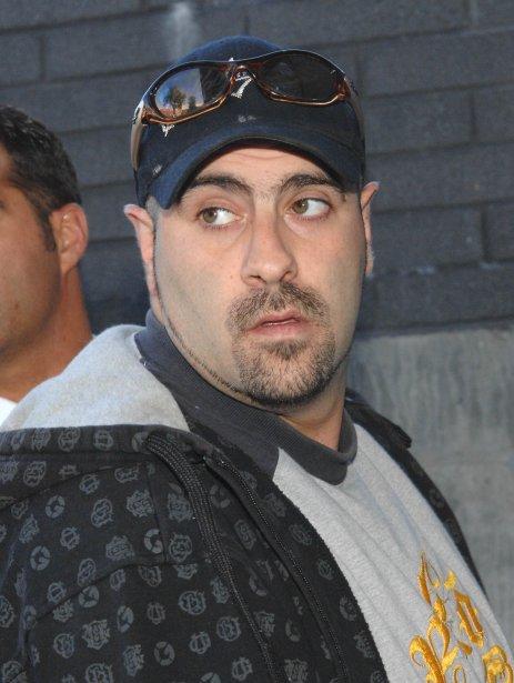 Parmi les neuf individus arrêtés, on retrouve le présumé chef de ce réseau trifluvien, Dominic Ouellette, 34 ans. | 14 décembre 2012