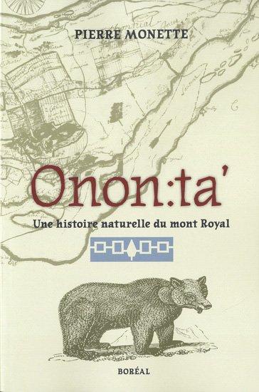 Onon: ta', Pierre Monette, Boréal ()