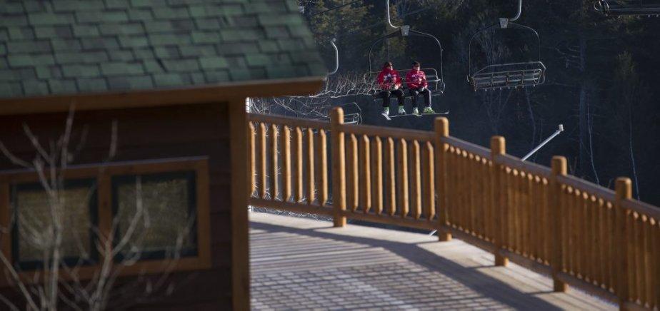 Les condos Tempest Ridge. | 17 décembre 2012