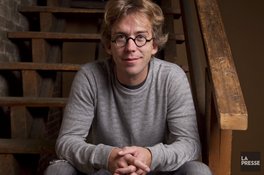Fred Pellerin... (Photo: Hugo-Sébastien Aubert, La Presse)