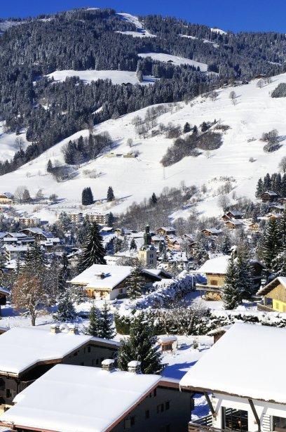 Les vacanciers pourront dîner dans un restaurant 3 étoiles, celui d'Emmanuel Renaut, Flocons de Sel, à Megève, en France. | 17 décembre 2012