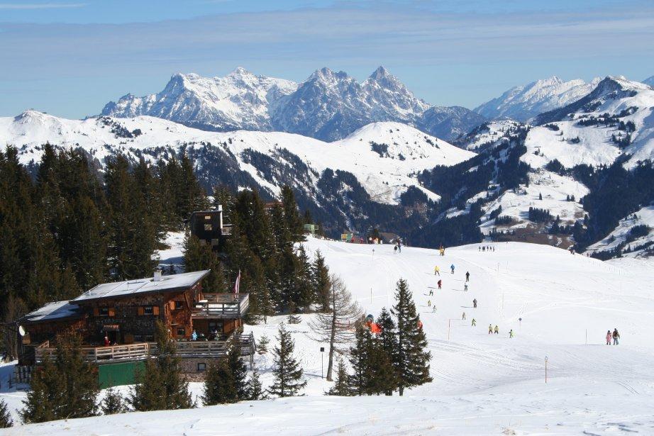 Kitzbühel en Autriche est surnommée la Perle des Alpes. | 17 décembre 2012