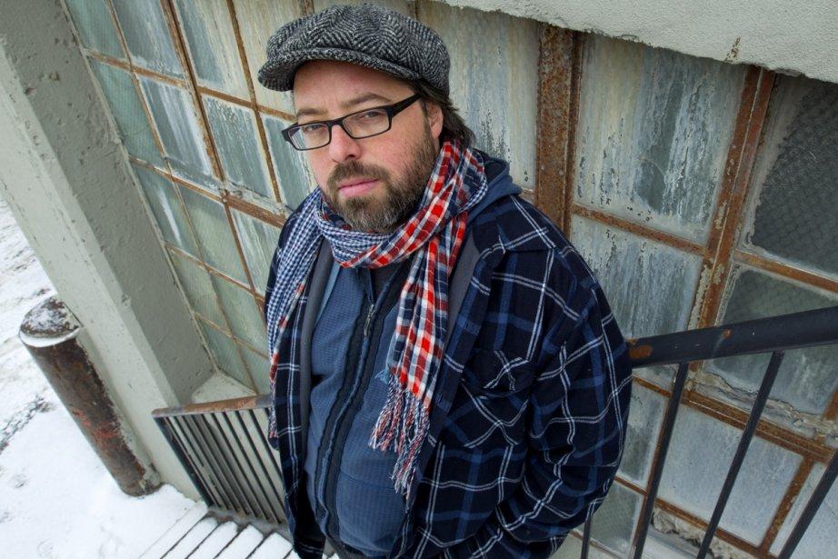 Le cinéaste Francis Leclerc, réalisateur d'Apparences et Nos... (Photo: Alain Roberge, La Presse)