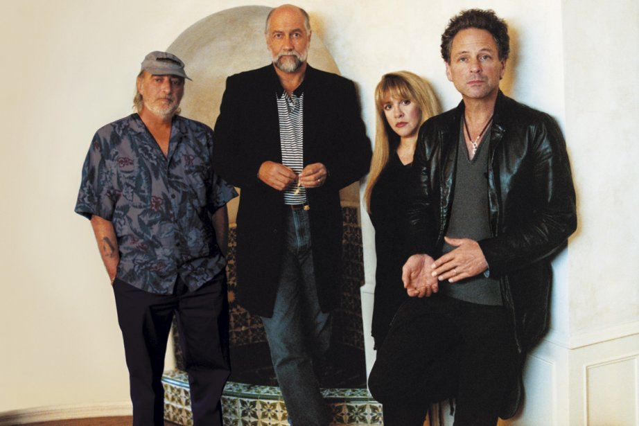 Fleetwood Mac en 2009... (Photo: fournie par le groupe)
