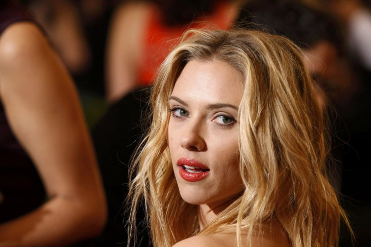Scarlett Johansson... (Photo: Reuters)