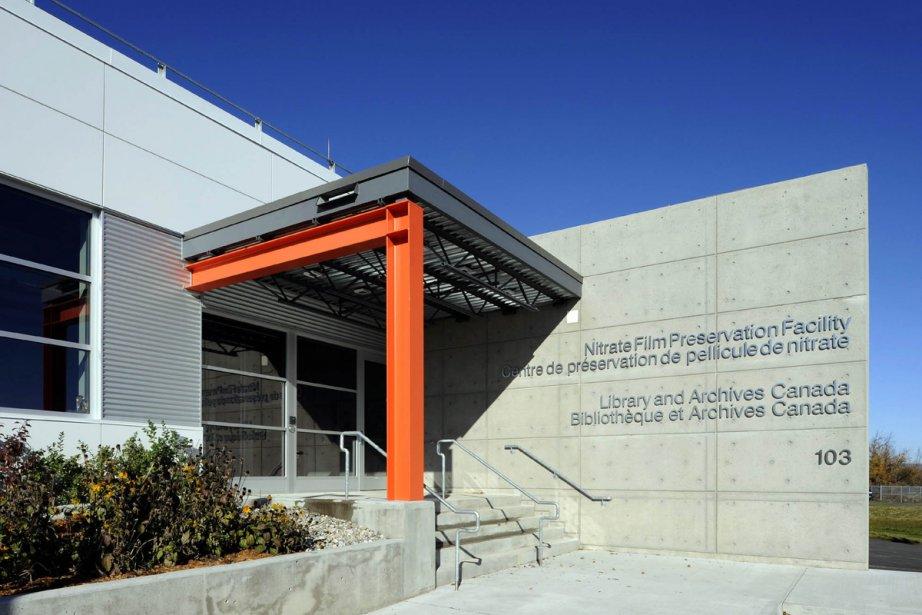 Bibliothèque et Archives Canada... (Photo: archives La Presse)