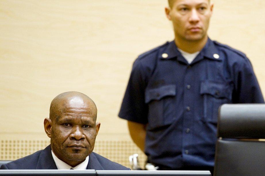 L'ancien chef de milice congolais Mathieu Ngudjolo Chui... (PHOTO ROBIN VAN LONKHUIJSEN, AFP/ANP)