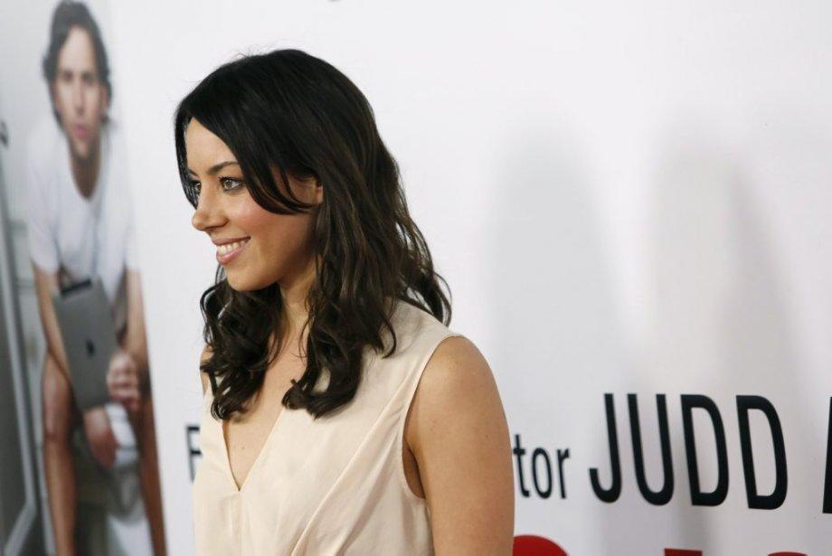 Aubrey Plaza | 18 décembre 2012