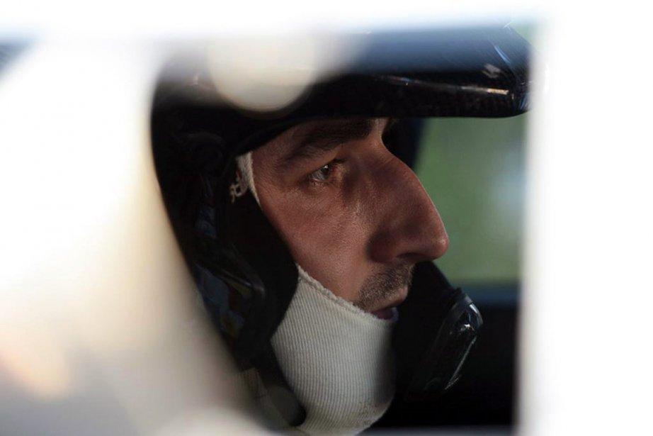 L'ancien pilote de F1 Robert Kubica, qui a... (Photo archives AP)