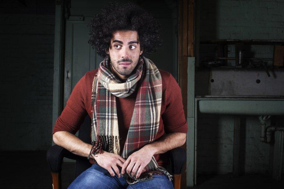 Adib Alkhalidey... (Photo: Édouard Plante-Fréchette, La Presse)