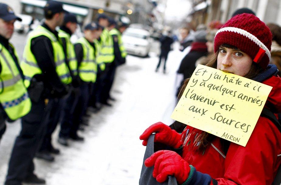 Les mots du poète Gaston Miron en appui à la position des étudiants dans le bras de fer avec le gouvernement Charest | 19 décembre 2012