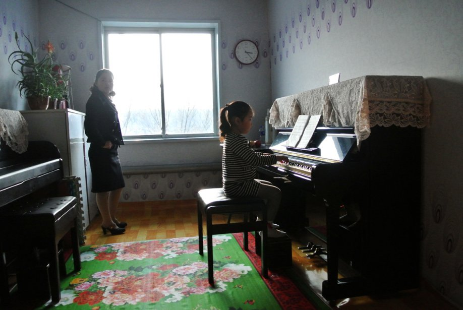 La leçon de piano | 19 décembre 2012