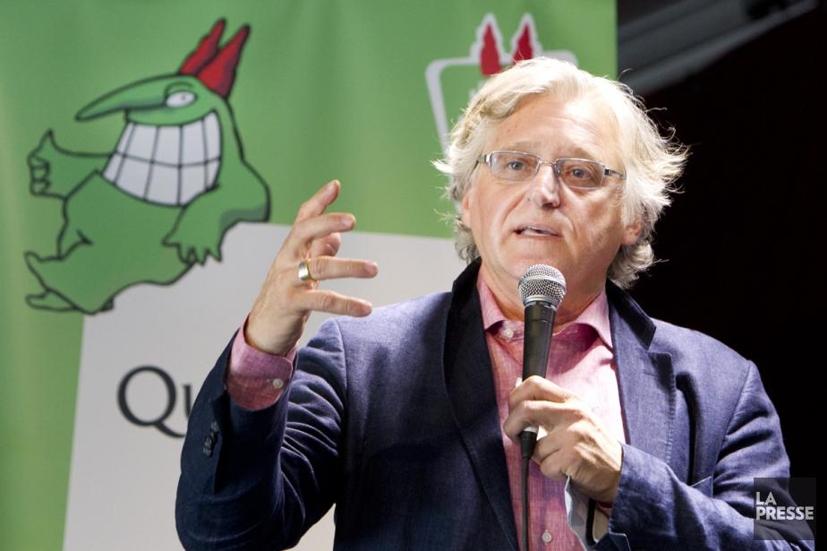 Gilbert Rozon... (Photo: Robert Skinner, archives La Presse)