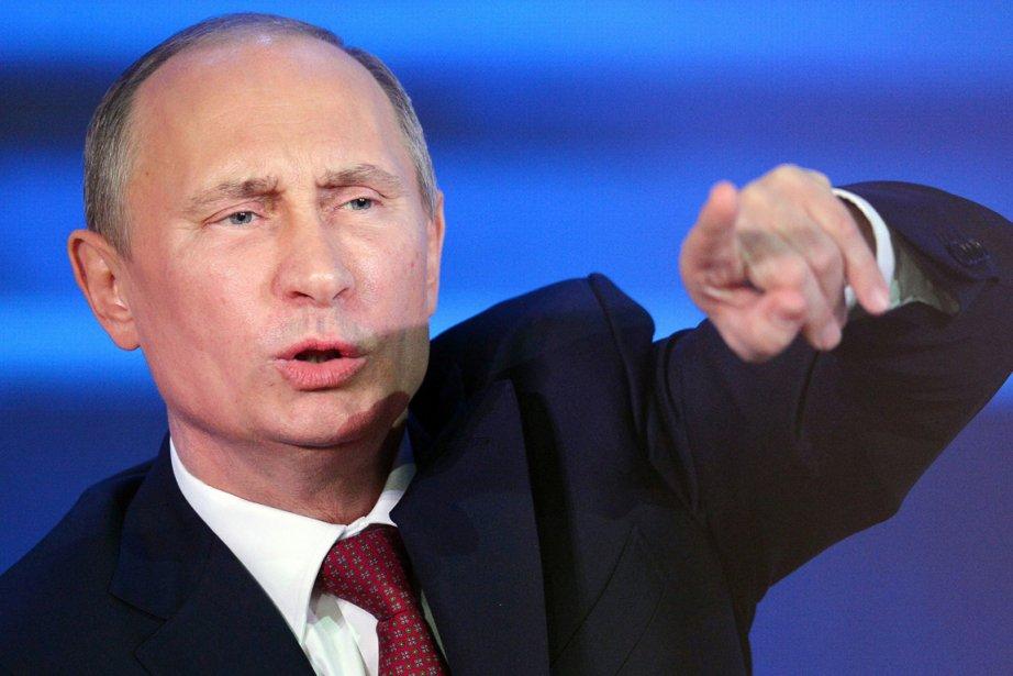 Le président russe Vladimir Poutine.... (Photo: AFP)