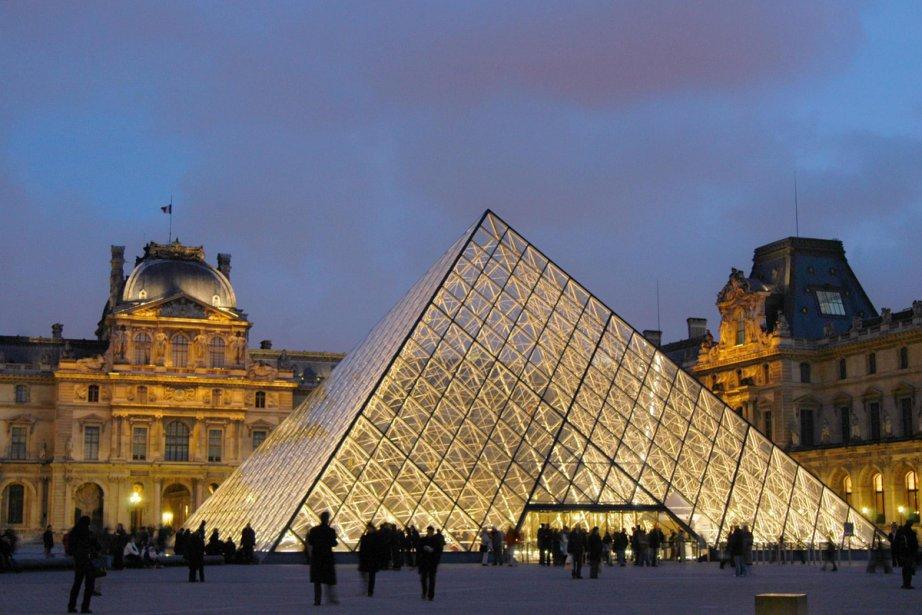 Le musée du Louvre... (Photo: AP)