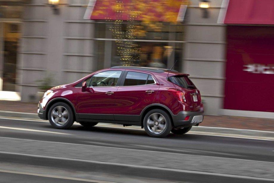 Le Buick Encore 2013. (Photo fournie par Buick)